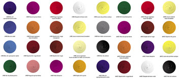 32 colorants